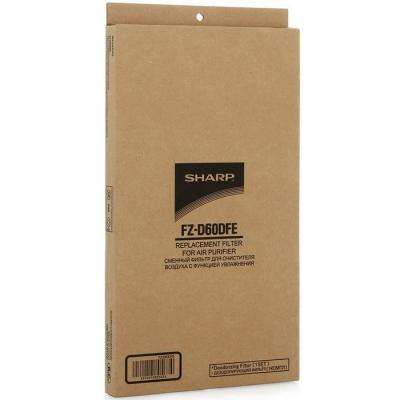 Угольный фильтр Sharp Sharp FZ-D60DFE