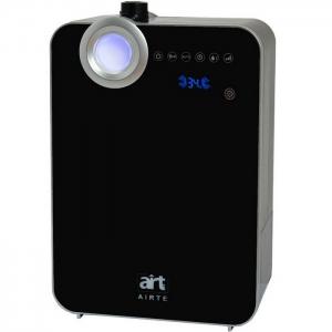 Ультразвуковой увлажнитель воздуха AiRTe KM-310 черный