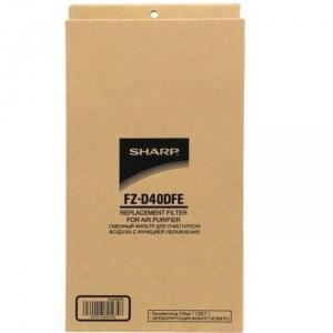 Фильтр угольный Sharp FZ-D40DFE