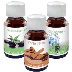 Набор ароматов (Успокоительный, Зимняя мечта, Цитрусовый сад) для Venta