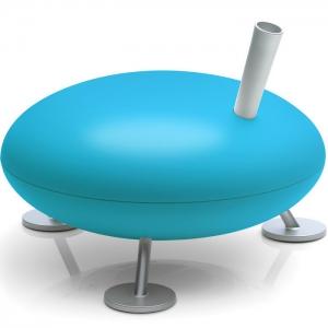 Паровой увлажнитель воздуха Stadler Form Fred F-015RH azzurro