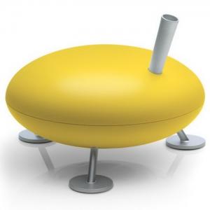 Паровой увлажнитель воздуха Stadler Form Fred F-014EH yellow