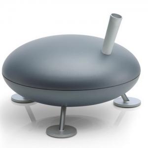 Паровой увлажнитель воздуха Stadler Form Fred F-016EH metal